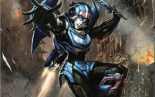 Arcee Skilled Fighter