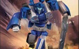Autobot Mirage Counterintelligence