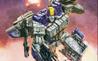 Captain Astrotrain Space Force Transport