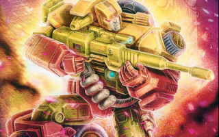 Detritus Arms Dealer