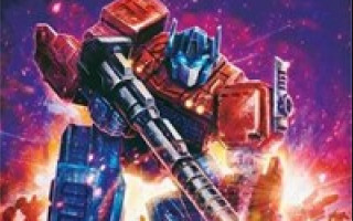 General Optimus Prime Infantry Leader