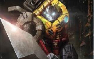 Grimlock Dinobot Leader