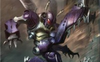 Kickback Cunning Insecticon