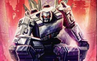 Lord Megatron Conqueror Of Cybertron