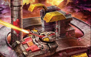 Omega Supreme Base Transport City Defender
