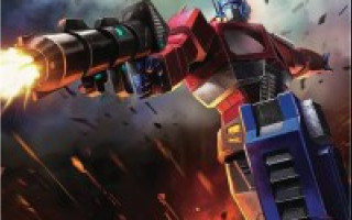 Optimus Prime Battlefield Legend