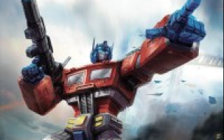 Optimus Prime Freedom Fighter