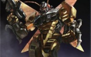 Ransack Insecticon Commando
